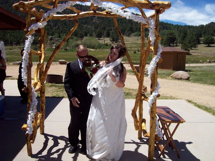 Tmx 1340551552193 BrooksideHermitparkbenson030 Ashland wedding officiant