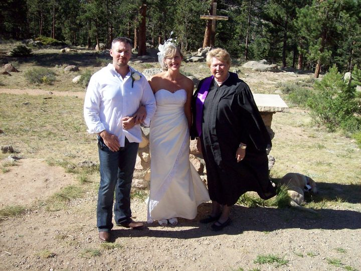 Tmx 1340551633936 EstesfireandweddingPVwedding007 Ashland wedding officiant