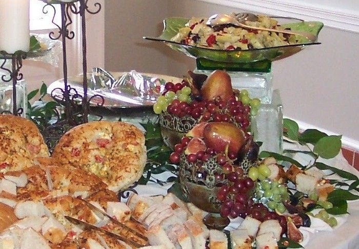 Bonos Catering Wedding Catering Florida