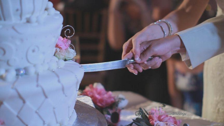 bride cake 2