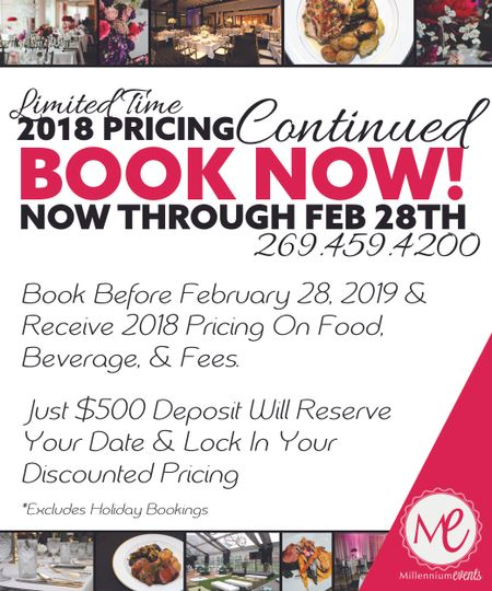 Book Now & Save!