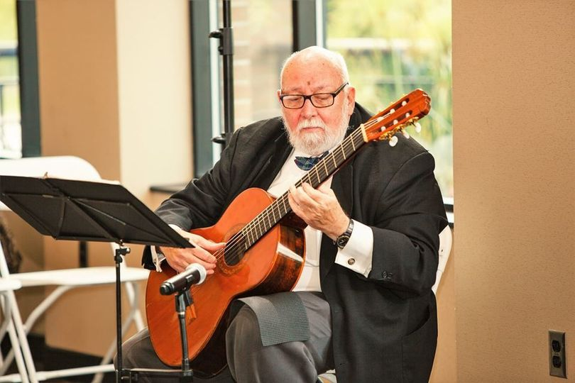 Playing for a friends wedding.