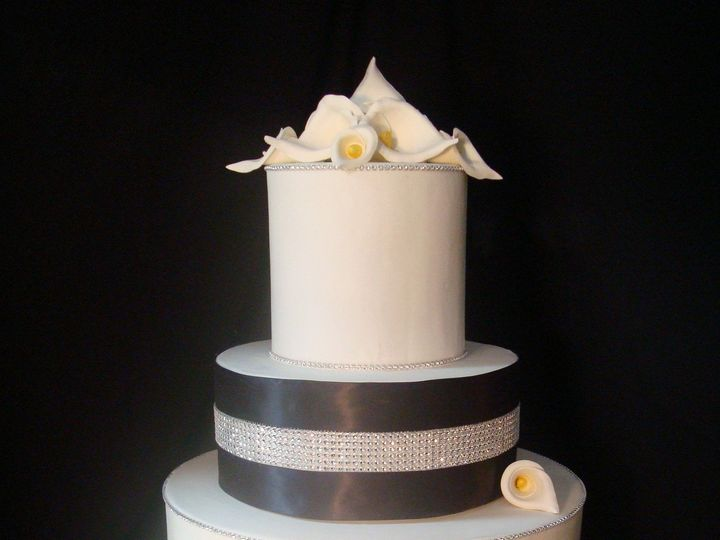 Tmx 1376785343010 Dsc07258 Montclair, New Jersey wedding cake