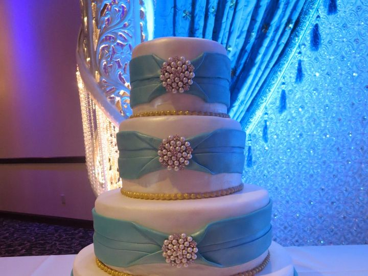 Tmx 1399597548806 Img060 Montclair, New Jersey wedding cake