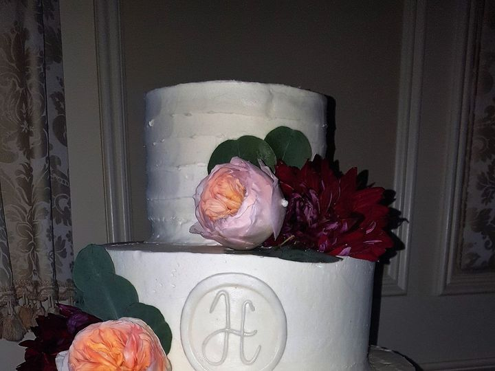 Tmx 1500601878022 Alanas Wedding Cake Montclair, New Jersey wedding cake