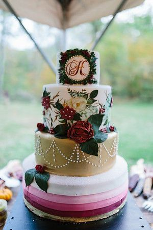 Tmx 1517518164 8f4e0396a5ae14e3 1517518163 Cbaa10c3c95f171c 1517518165028 1 ASH 4166 M Montclair, New Jersey wedding cake
