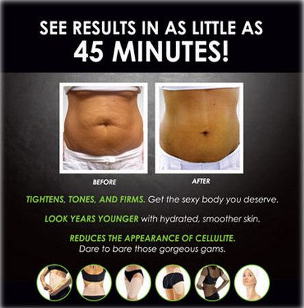 It Works Crazy Body Wraps Beauty Health Hendersonville Tn