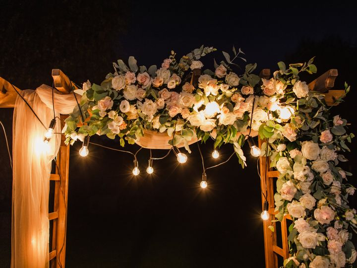 Tmx Beautiful Place Made With Wooden Square And Floral Decorations For Outside Wedding Ceremony In Night Wood Horizontal Color Photography  51 671948 162501980262344 Egg Harbor Township, NJ wedding dj
