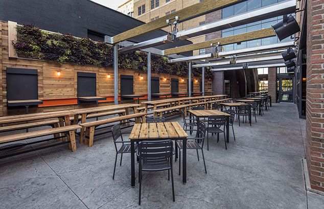 BRIDGE STREET BEER GARDENEnjoy the open air in our outdoor beer garden, which can accommodate up to...