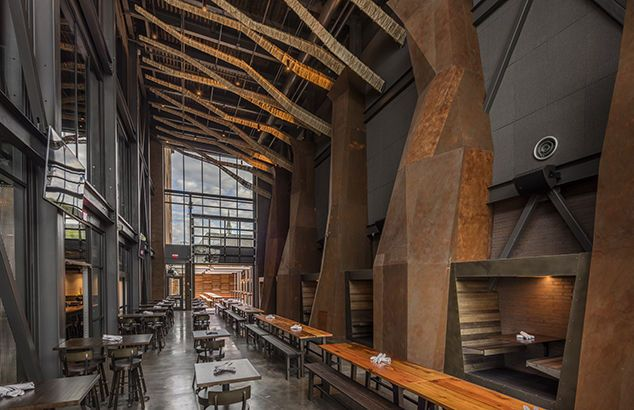 THE TREESHost up to 125 people seated and 150 standing in our large, indoor beer hall, named for the...