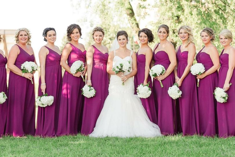 BridesMaid Beautiful