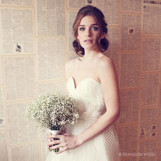 Photography: Brandon Witzel Dress: Sarah Seven