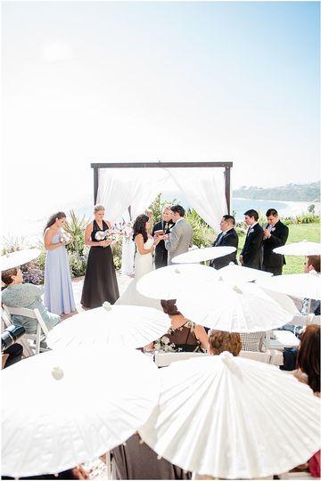 Dana Point Wedding Ceremony