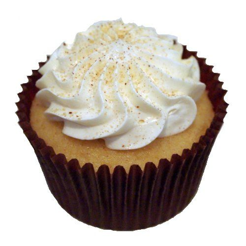 Cinnamon cupcake with Cinnamon Buttercream frosting