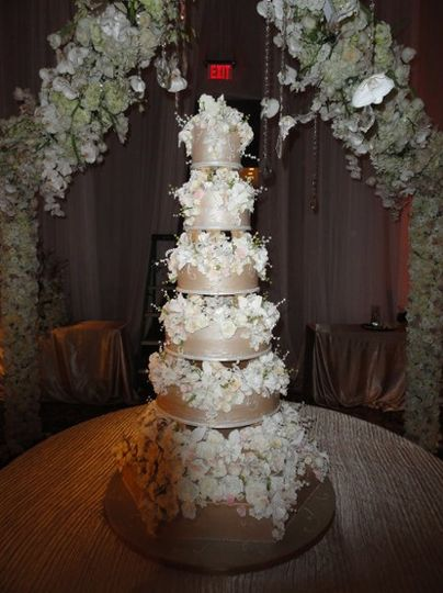 Who Made the Cake Wedding Cake Texas Houston Beaumont and