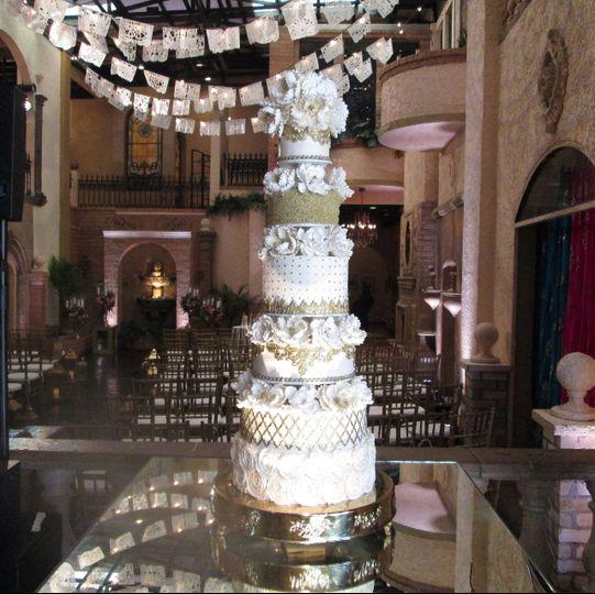 Who Made the Cake!