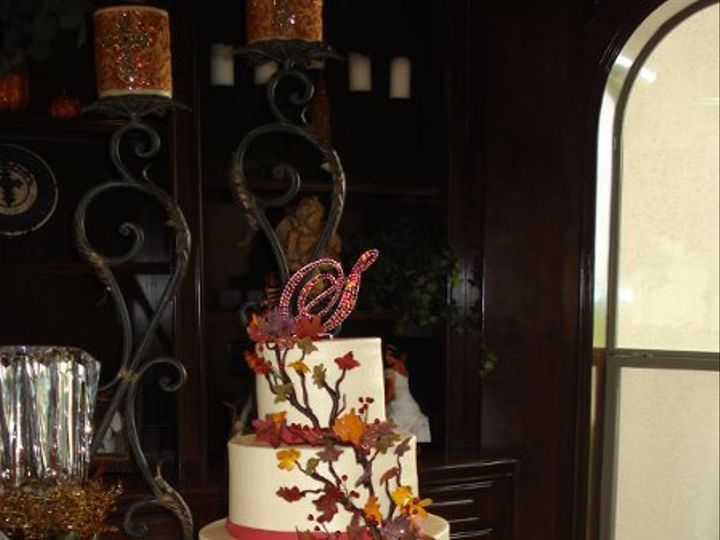 Tmx 1314119613324 DSC05038 Houston wedding cake