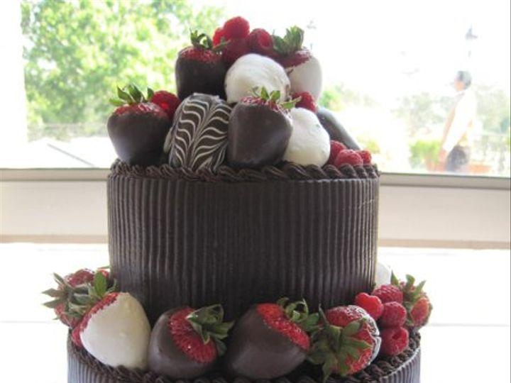 Tmx 1314125804014 IMG0720 Houston wedding cake