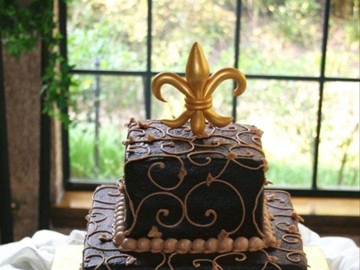 Tmx 1314125982733 IMG1084141277 Houston wedding cake