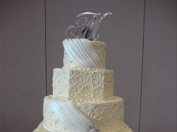 Tmx 1331313009328 DSC08302 Houston wedding cake