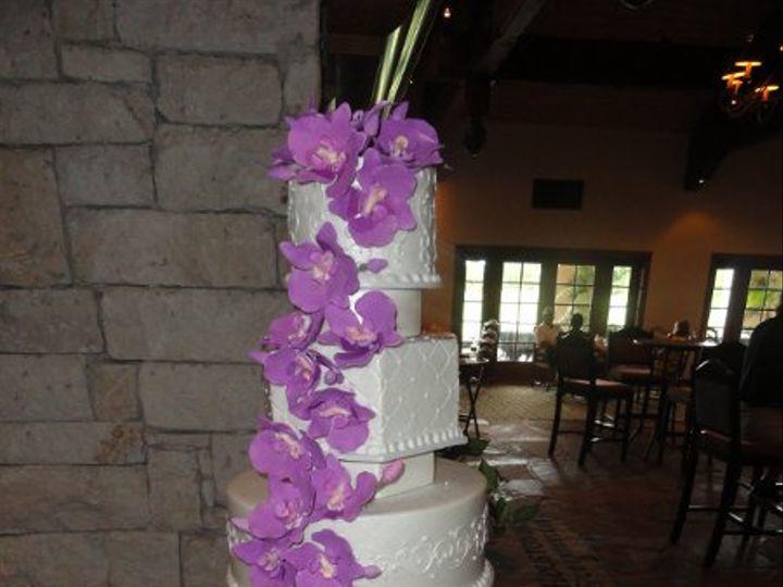 Tmx 1331320662354 DSC08934 Houston wedding cake