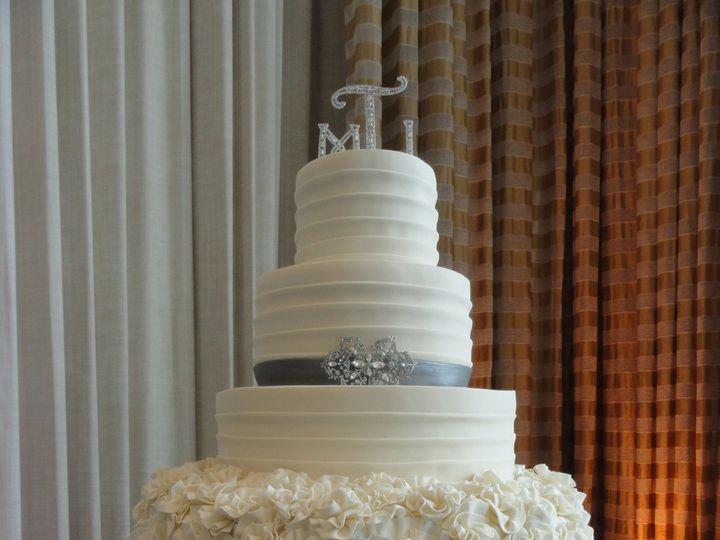 Tmx 1389288585419 Dsc0019 Houston wedding cake