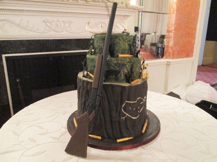 Tmx 1427990962061 Img2293 Houston wedding cake