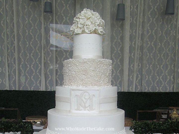 Tmx 1475007544207 13938302101537828684480167749067755065663920o Houston wedding cake
