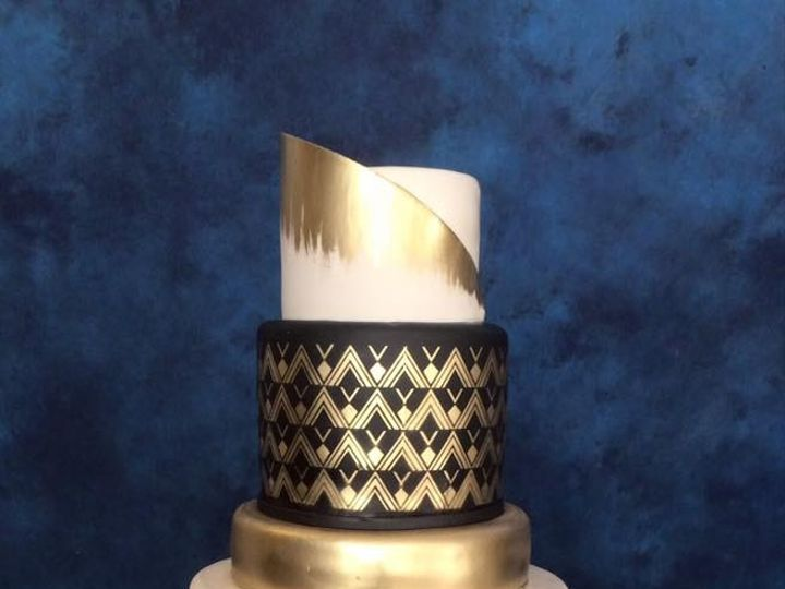 Tmx 1475007696431 1305150410153534225908016601321664078936593n Houston wedding cake