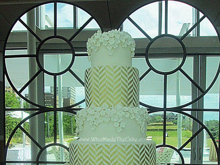 Tmx 1475007707267 13086857101535431966530167385970419929808828o Houston wedding cake
