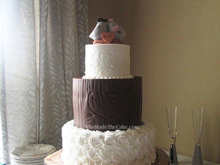 Tmx 1475014758039 Img3394   Copy   Copy Copy Houston wedding cake