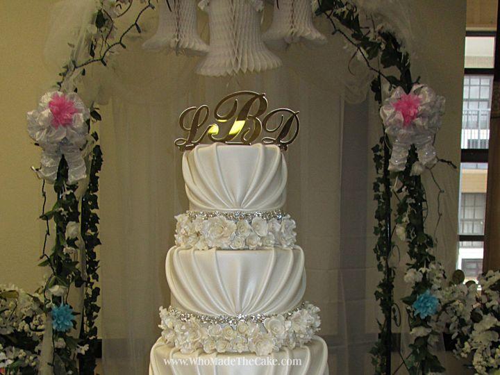 Tmx 1475015439835 Img4341 Houston wedding cake