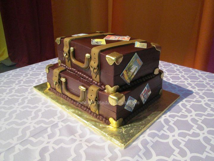 Tmx 1475017031984 Img2975 Houston wedding cake