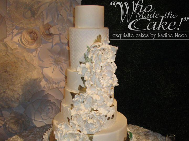 Tmx 1487266311451 Img4769edited 2 Houston wedding cake