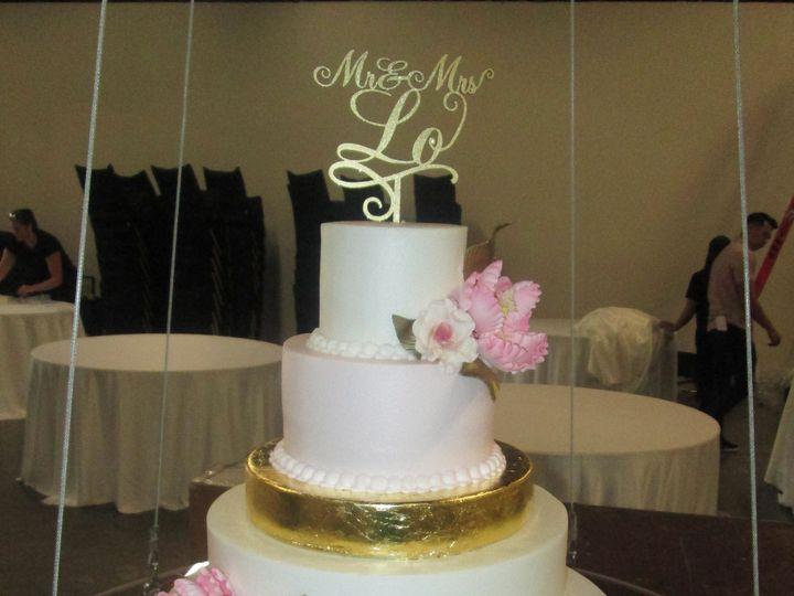 Tmx 1487266876042 Img4555 Houston wedding cake