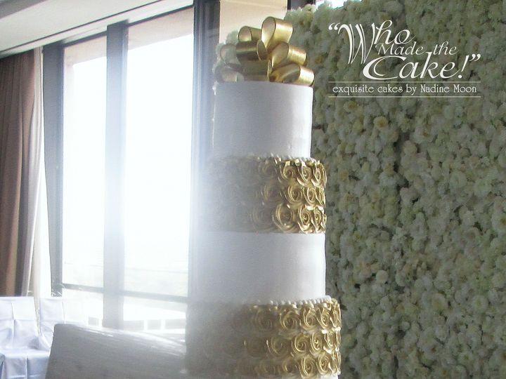 Tmx 1520700363 92a438f8e86607aa 1520700360 0a695ec7daeb501e 1520700339121 5 Westin Galleria Houston wedding cake