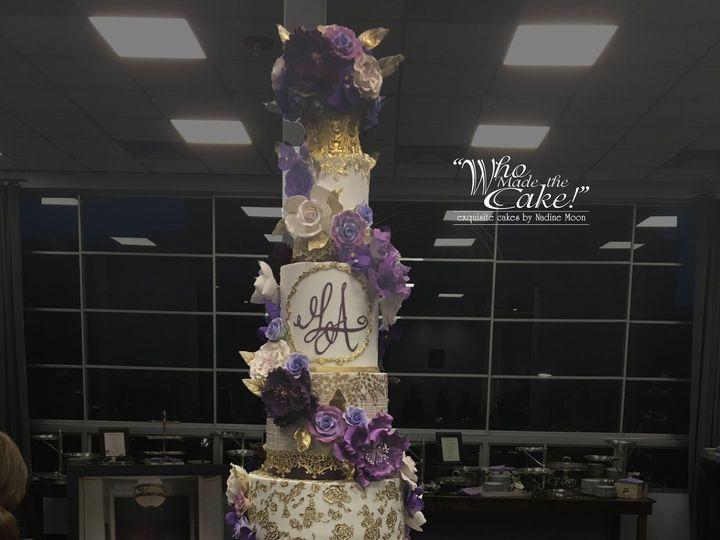 Tmx 1520700920 8f40cbe525048c68 1520700917 E5540c48508b3a45 1520700910839 3 IMG 1339c Houston wedding cake