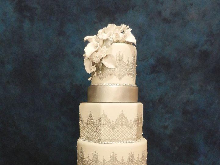 Tmx 1531423911 0c41184f45bdebd6 1531423908 30a8acec9a5bb5f3 1531423884871 2 1DSCN5413 Houston wedding cake
