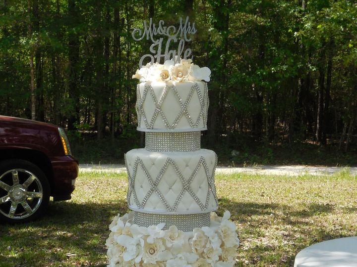 Tmx 1531423911 5a457dd952fa1c80 1531423907 7f9e673f78611ec7 1531423884865 1 1DSCN4728 Houston wedding cake