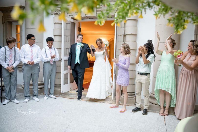 Lirodendron Wedding
