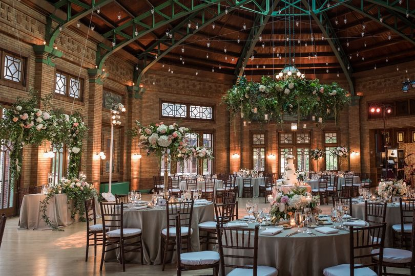 Wedding at Cafe Brauer