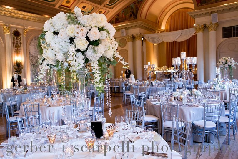 Wedding at Medinah Country Clu