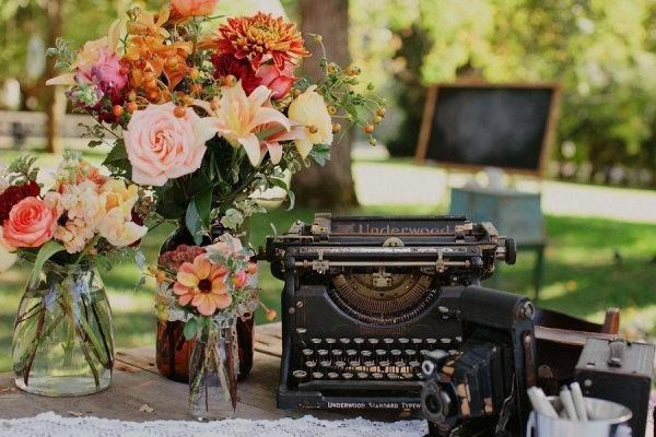 Tmx 1455313629573 Typewriter East Jordan, Michigan wedding rental