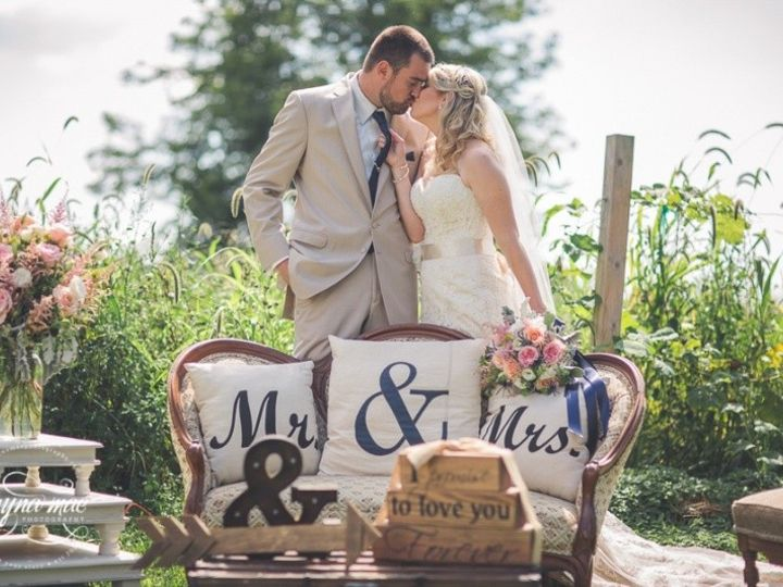 Tmx 1455313645109 Whiteoaksfarmwedding 025 East Jordan, Michigan wedding rental