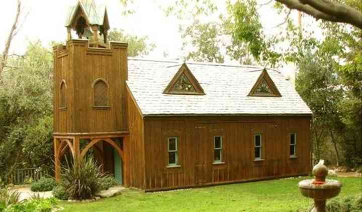 Buerge Chapel at Aldersgate Retreat Center Los Angeles