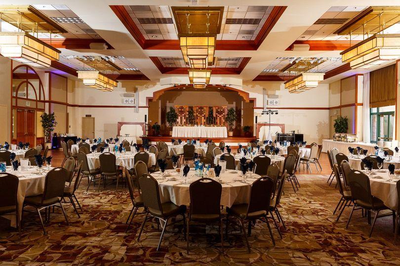 The Timber Creek Ballroom