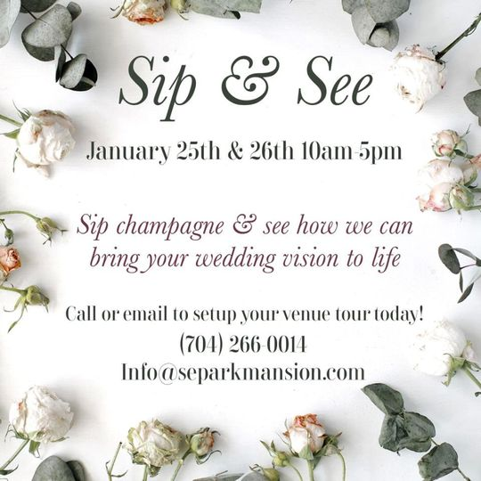 Sip and See Champagne Tour