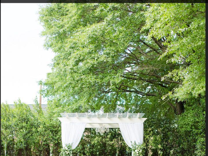 Tmx Ceremony Outside 51 607948 V1 Gastonia, NC wedding venue