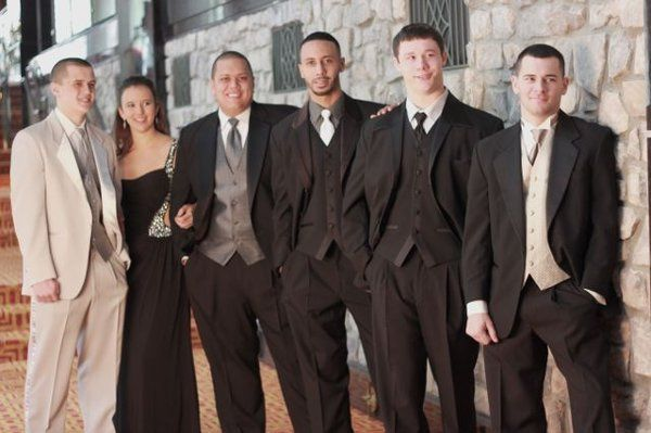 Tmx 1329499409556 Jamieblack5guys3 Lancaster wedding dress