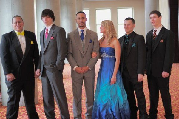 Tmx 1329499456497 MercPhilMarcusJackieTimHoll4 Lancaster wedding dress